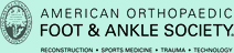 The American Orthopaedic Foot & Ankle Society Website