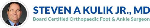 Steven A. Kulik, Jr., M.D. Logo